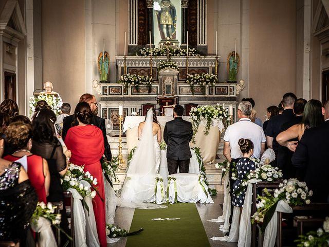 Il matrimonio di Tina e Maurizio a San Ferdinando, Reggio Calabria 31