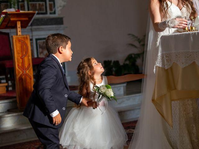 Il matrimonio di Tina e Maurizio a San Ferdinando, Reggio Calabria 35