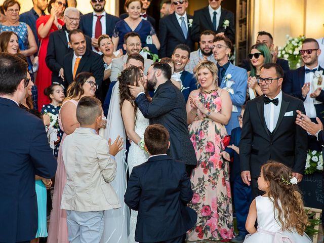 Il matrimonio di Tina e Maurizio a San Ferdinando, Reggio Calabria 39