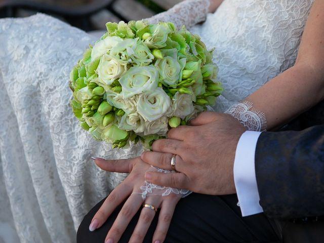 Il matrimonio di Tina e Maurizio a San Ferdinando, Reggio Calabria 45