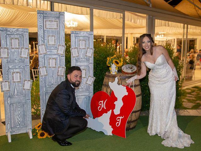 Il matrimonio di Tina e Maurizio a San Ferdinando, Reggio Calabria 51