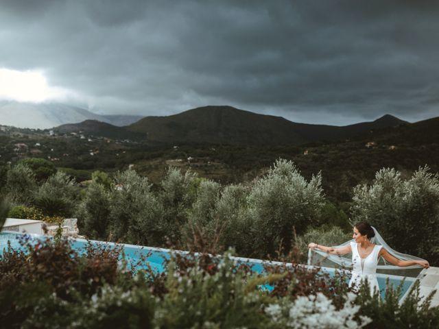 Il matrimonio di Martin e Hélène a Gaeta, Latina 22