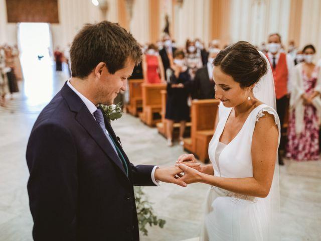 Il matrimonio di Martin e Hélène a Gaeta, Latina 33