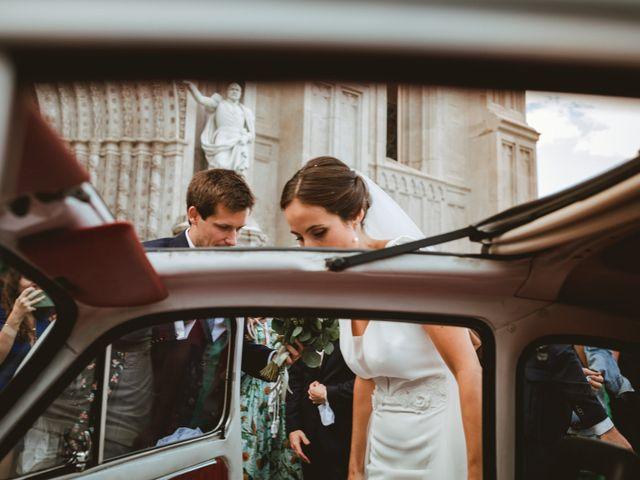Il matrimonio di Martin e Hélène a Gaeta, Latina 49