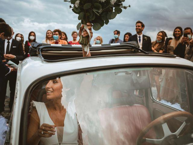 Il matrimonio di Martin e Hélène a Gaeta, Latina 50