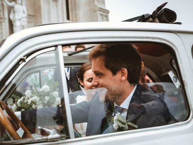 Il matrimonio di Martin e Hélène a Gaeta, Latina 53