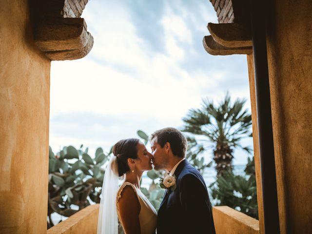 Il matrimonio di Martin e Hélène a Gaeta, Latina 55