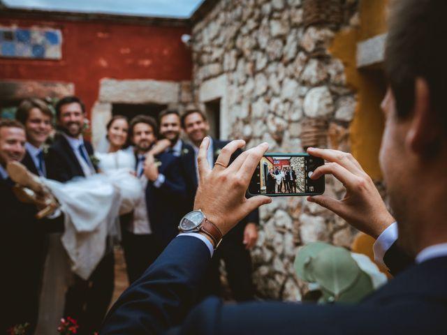 Il matrimonio di Martin e Hélène a Gaeta, Latina 64
