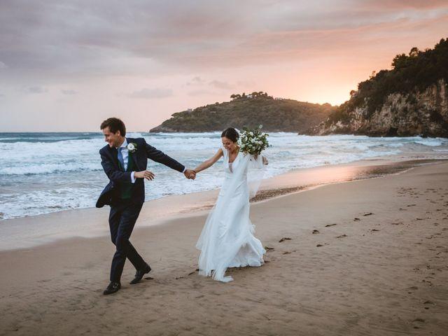 Le nozze di Hélène e Martin