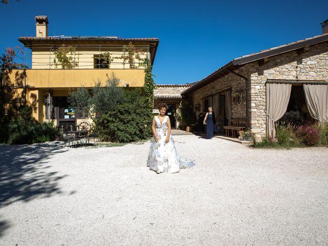 Il matrimonio di Luca e Alessia a Massa Martana, Perugia 22