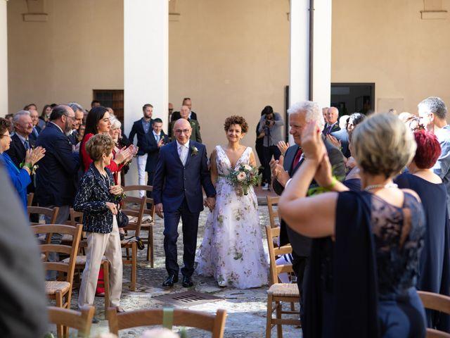 Il matrimonio di Luca e Alessia a Massa Martana, Perugia 25