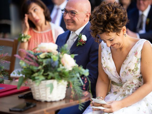 Il matrimonio di Luca e Alessia a Massa Martana, Perugia 26