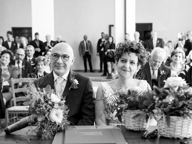 Il matrimonio di Luca e Alessia a Massa Martana, Perugia 27