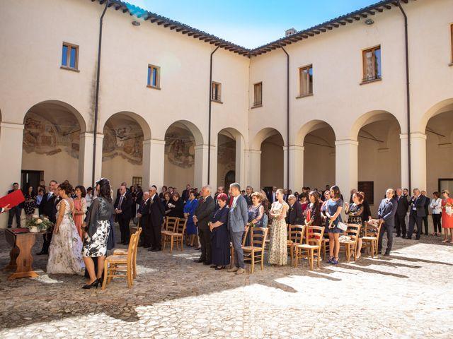 Il matrimonio di Luca e Alessia a Massa Martana, Perugia 31