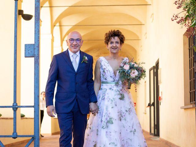 Il matrimonio di Luca e Alessia a Massa Martana, Perugia 37