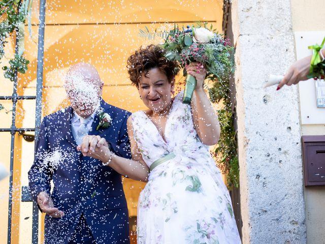 Il matrimonio di Luca e Alessia a Massa Martana, Perugia 38
