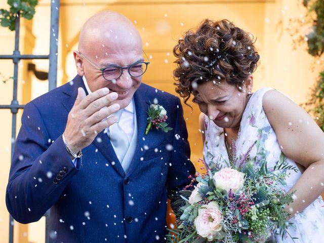 Il matrimonio di Luca e Alessia a Massa Martana, Perugia 2