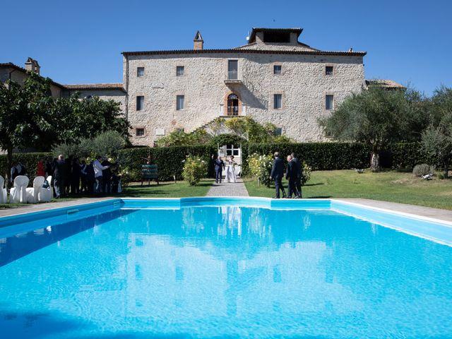 Il matrimonio di Luca e Alessia a Massa Martana, Perugia 41
