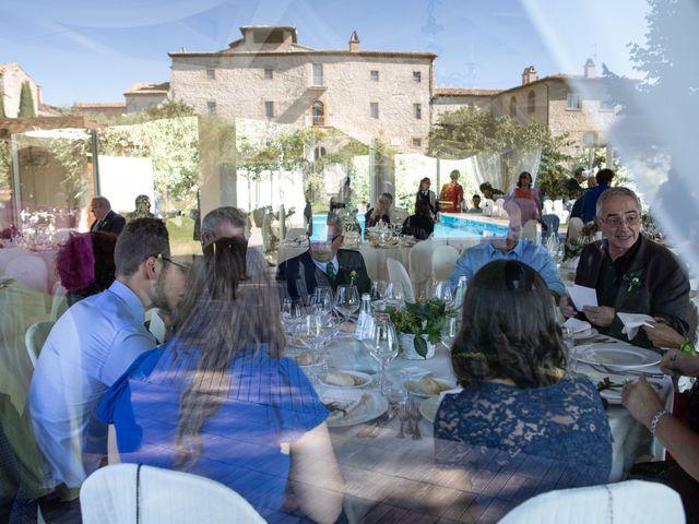 Il matrimonio di Luca e Alessia a Massa Martana, Perugia 42