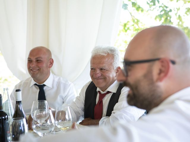 Il matrimonio di Luca e Alessia a Massa Martana, Perugia 44