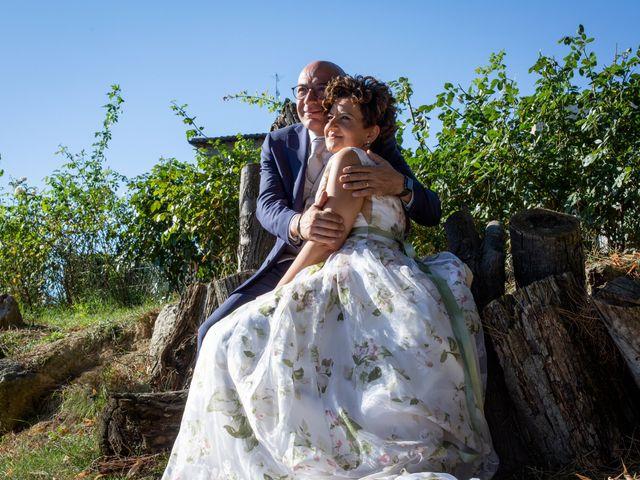 Il matrimonio di Luca e Alessia a Massa Martana, Perugia 48