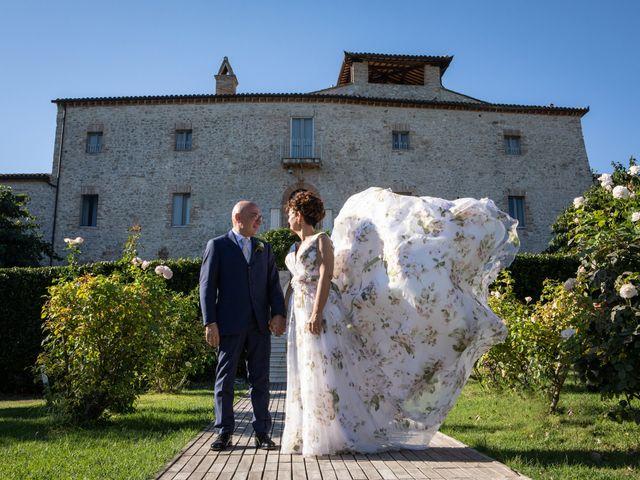 Il matrimonio di Luca e Alessia a Massa Martana, Perugia 49
