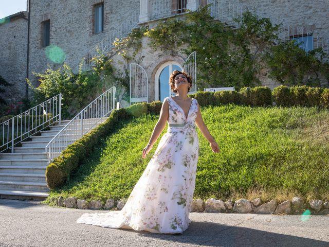 Il matrimonio di Luca e Alessia a Massa Martana, Perugia 50