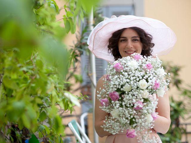Il matrimonio di Andrea e Greta a Milano, Milano 5