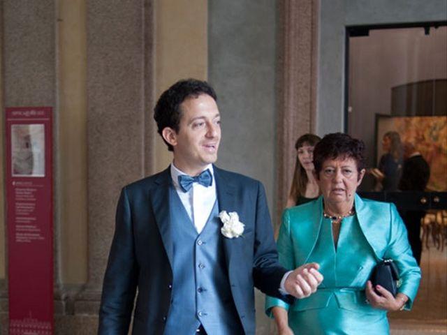 Il matrimonio di Andrea e Greta a Milano, Milano 9