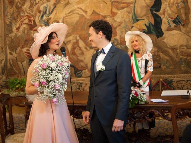 Il matrimonio di Andrea e Greta a Milano, Milano 10