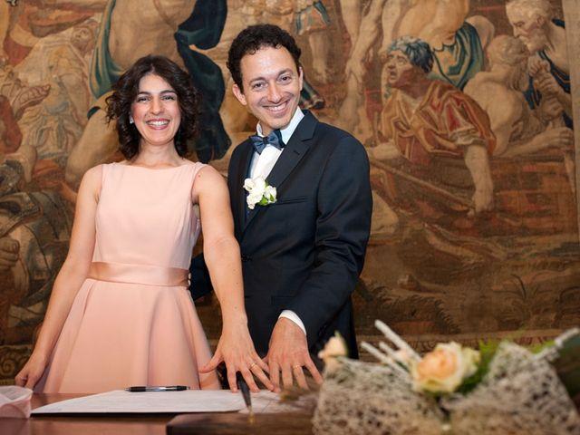 Il matrimonio di Andrea e Greta a Milano, Milano 13