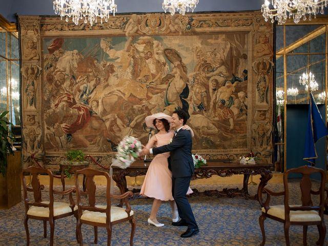 Il matrimonio di Andrea e Greta a Milano, Milano 14