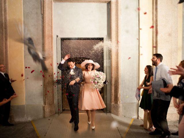 Il matrimonio di Andrea e Greta a Milano, Milano 15