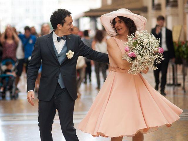 Il matrimonio di Andrea e Greta a Milano, Milano 19
