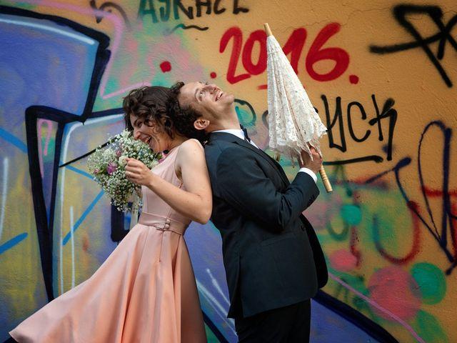 Il matrimonio di Andrea e Greta a Milano, Milano 28