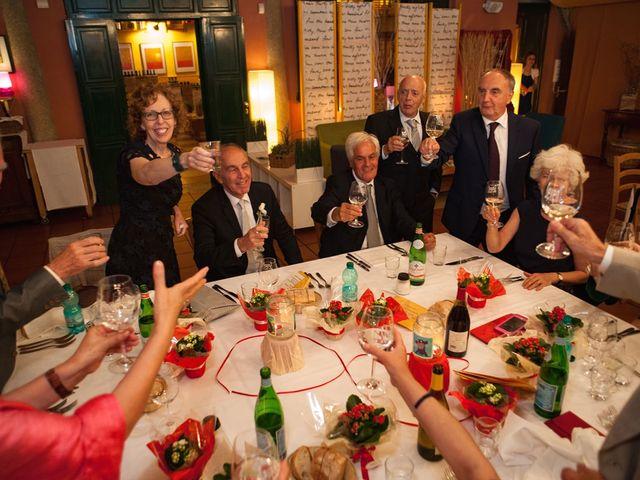 Il matrimonio di Andrea e Greta a Milano, Milano 30