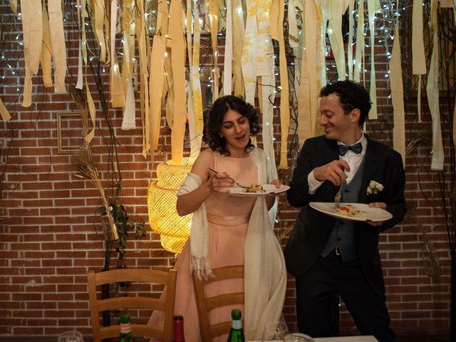 Il matrimonio di Andrea e Greta a Milano, Milano 31