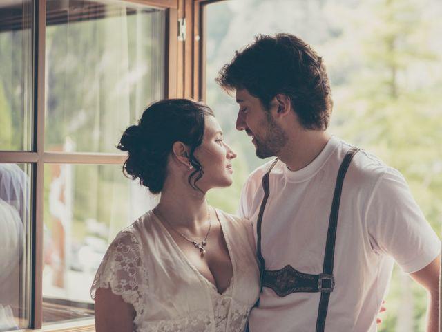 Il matrimonio di Riccardo e Laura a Corvara in Badia- Corvara, Bolzano 16