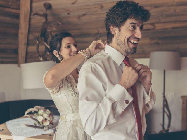 Il matrimonio di Riccardo e Laura a Corvara in Badia- Corvara, Bolzano 22