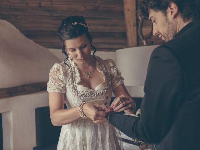 Il matrimonio di Riccardo e Laura a Corvara in Badia- Corvara, Bolzano 23