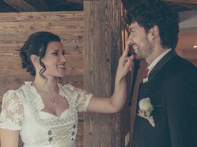 Il matrimonio di Riccardo e Laura a Corvara in Badia- Corvara, Bolzano 24