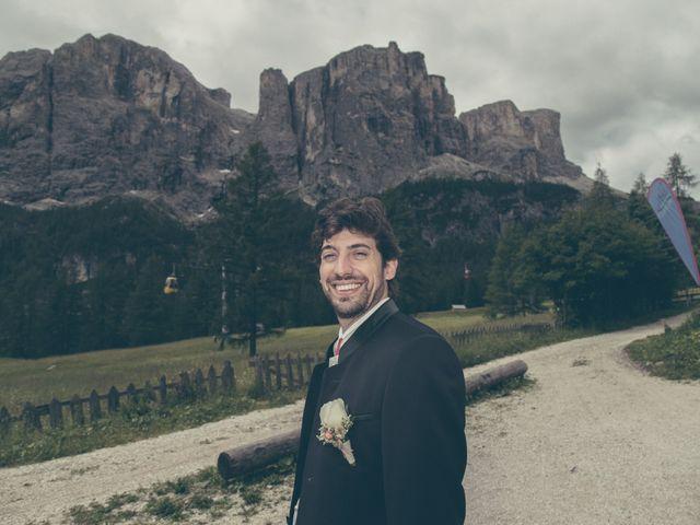 Il matrimonio di Riccardo e Laura a Corvara in Badia- Corvara, Bolzano 27