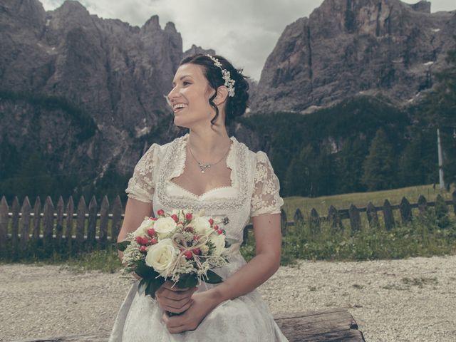 Il matrimonio di Riccardo e Laura a Corvara in Badia- Corvara, Bolzano 28