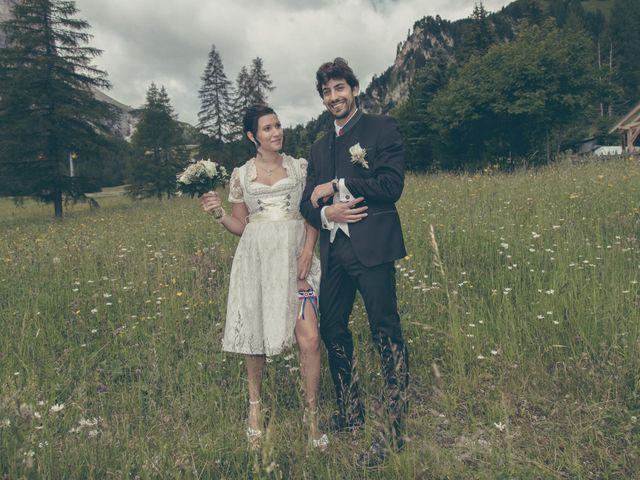 Il matrimonio di Riccardo e Laura a Corvara in Badia- Corvara, Bolzano 30