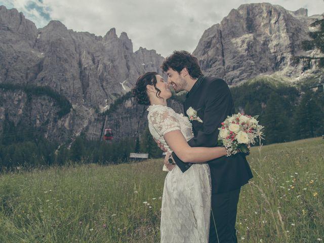 Il matrimonio di Riccardo e Laura a Corvara in Badia- Corvara, Bolzano 31