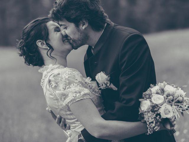 Il matrimonio di Riccardo e Laura a Corvara in Badia- Corvara, Bolzano 32