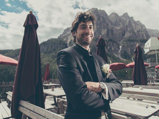 Il matrimonio di Riccardo e Laura a Corvara in Badia- Corvara, Bolzano 37
