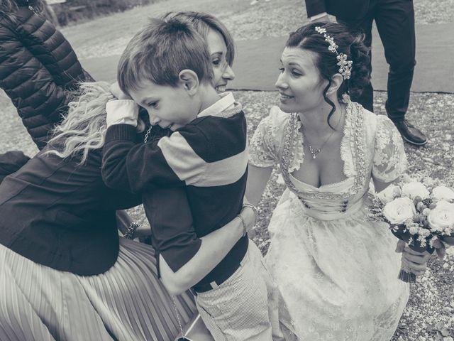 Il matrimonio di Riccardo e Laura a Corvara in Badia- Corvara, Bolzano 43