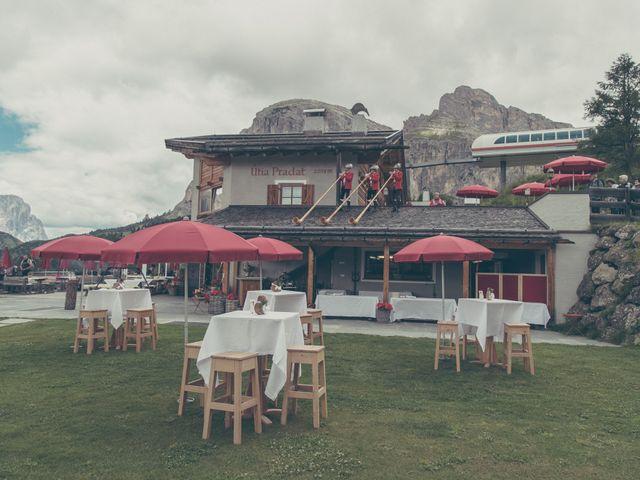 Il matrimonio di Riccardo e Laura a Corvara in Badia- Corvara, Bolzano 46
