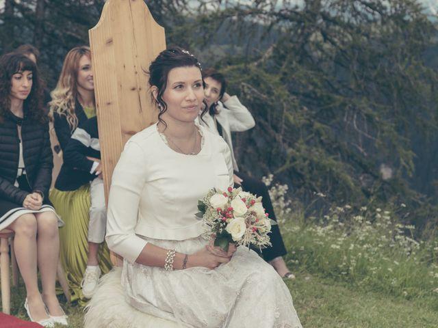 Il matrimonio di Riccardo e Laura a Corvara in Badia- Corvara, Bolzano 50